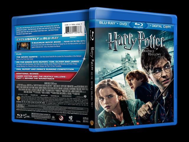 Re: Harry Potter a Relikvie smrti - část 1 / Harry Pot... (2010)