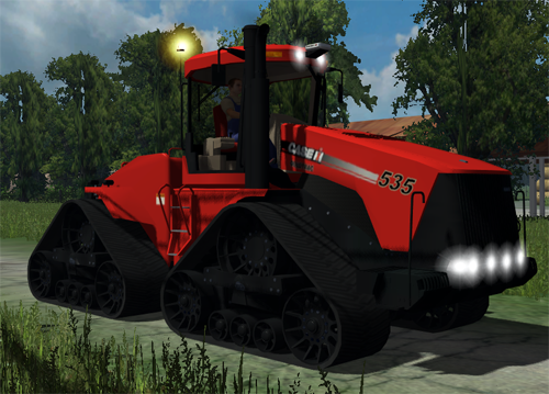 Case IH Quadtrac STX535 (MP ready)