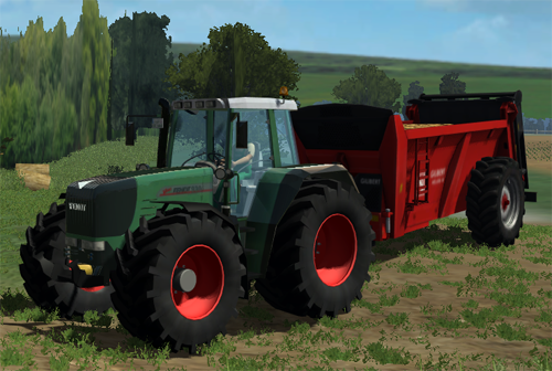 FENDT 930 TMS (Reflective)