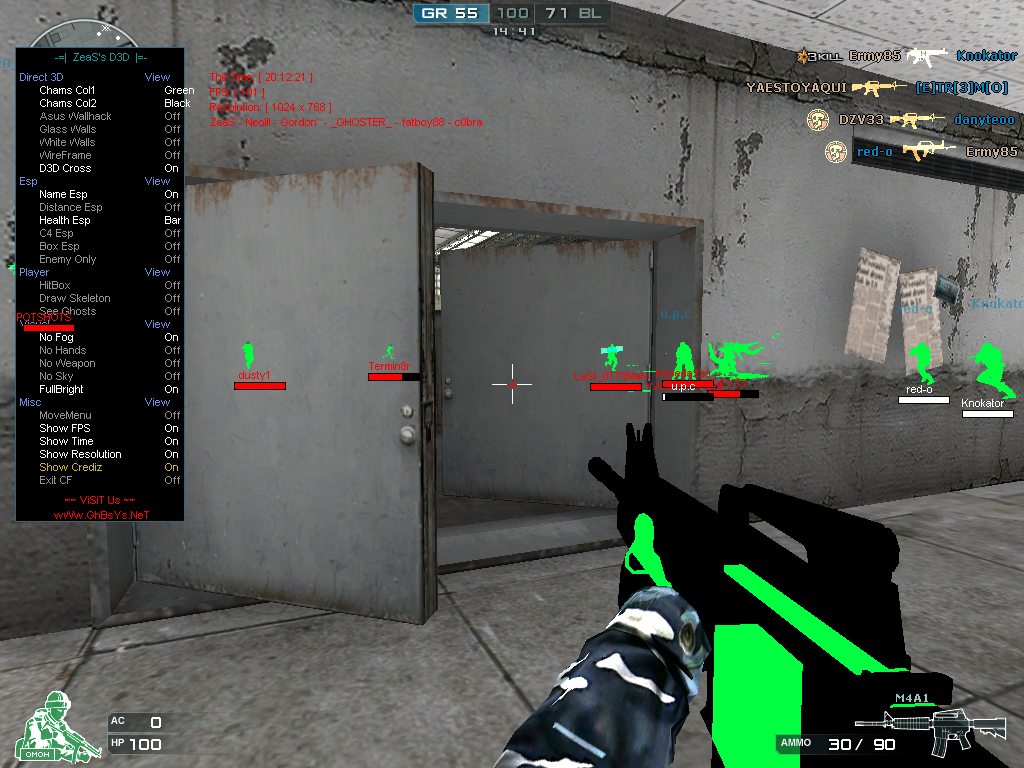 Crossfire Hack V2.4