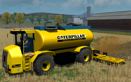Caterpillar 500 Pack