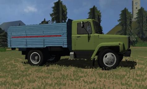 GAZ 3307 v2