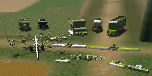 Farming Simulator 2009 (Landwirtschafts Simulator 2009) - Farming
