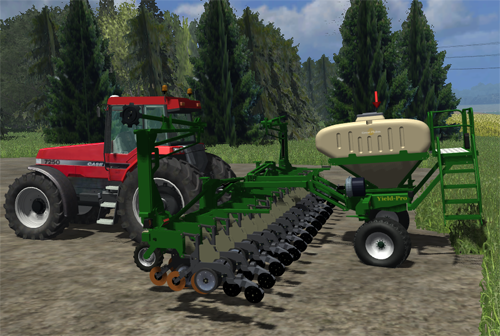Farming Simulator 2011 Mods