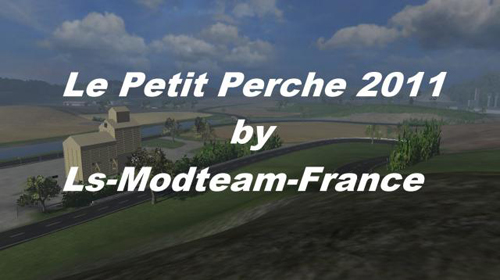 Le Petit Perche Map 2011