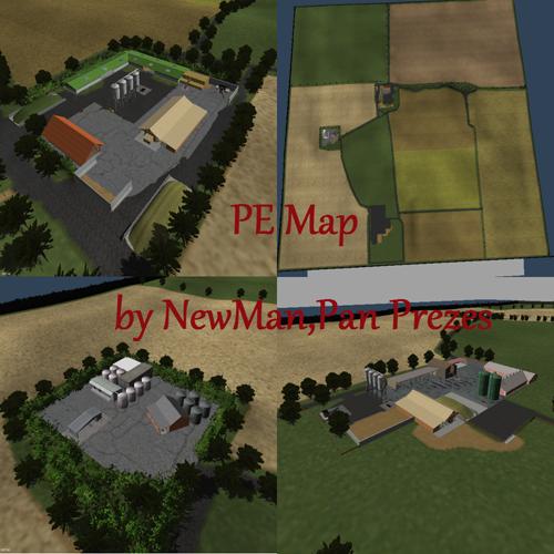 PE Map