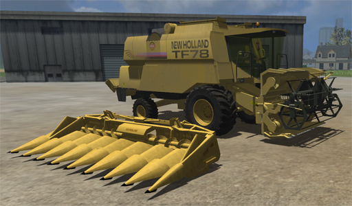 New Holland TF 78 ELECTRA PLUS v2 - MP ready