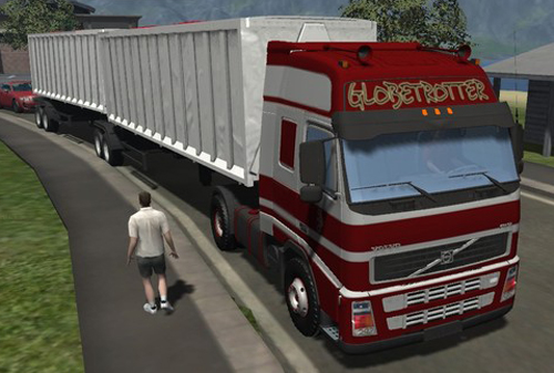 Volvo FH12 & Bitrem Trailer Pack (multifruit)